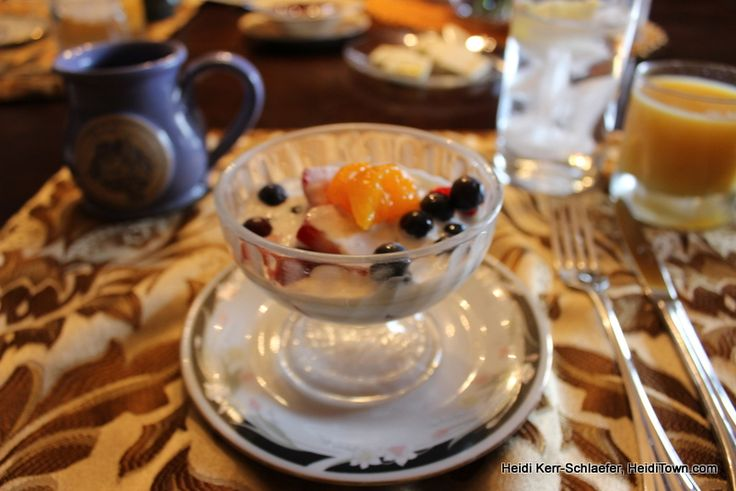 A delicious breakfast at the #Berthoud Inn in #Berthoud, Colorado. #bedandbreakfast #travel #lodging More info: http://www.heiditown.com/2013/03/13/a-stay-at-the-berthoud-inn-in-berthoud-colorado/