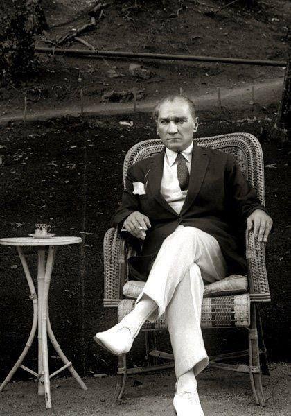 HD Atatürk Fotoğrafları