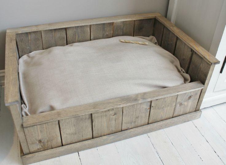 DIY: Hundeseng (Lunthjem)