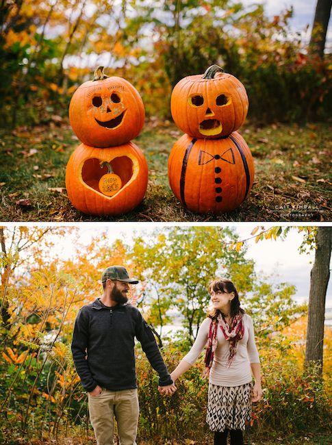 The 25 best Pumpkin pregnancy announcement ideas – Fall Birth Announcements