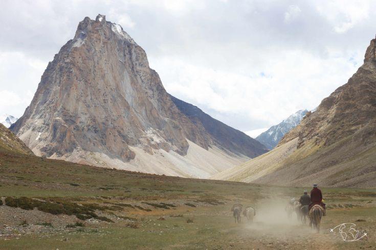 Trek dans le Zanskar en Himalaya - Inde
