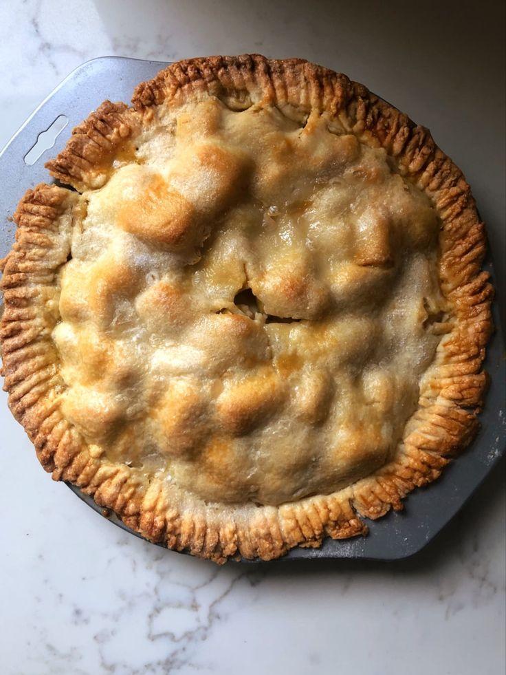 Gordon Ramsay's Apple Pie Recipe Is Like Nothing You've ...