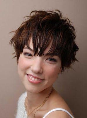 populares peinados: Estilo Asiático para Mujeres
