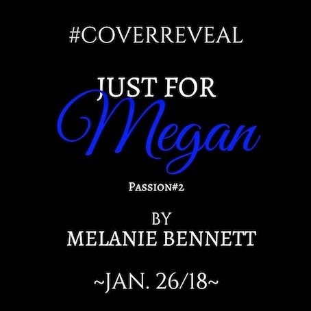 #coverreal  Just For Megan #newbook