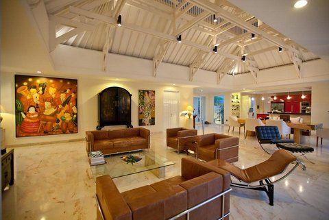 Luxury Villa Bintang Nusa Dua Bali living area