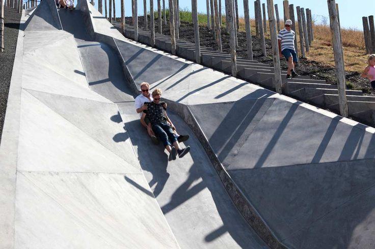 beringen-postindustrial-landscape-playground-06-benoit-meeus « Landscape Architecture Works | Landezine