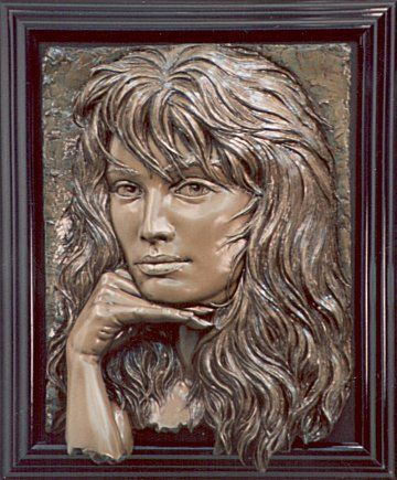 Bill Mack- World's Preeminent Relief Sculptor Visage
