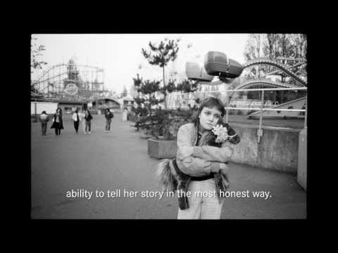 Mary Ellen Mark: There is nothing more extraordinary than reality - YouTube