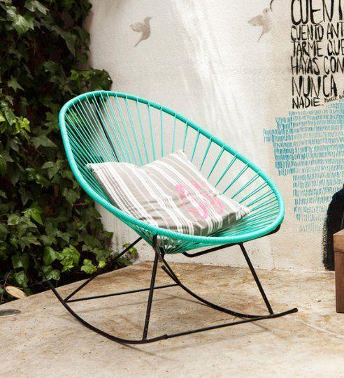 Een ode aan de Acapulco stoel