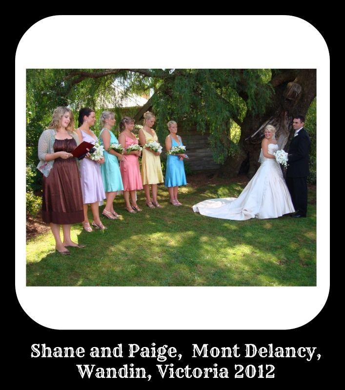 Real weddings - Melissa Jacob, Wedding Celebrant, The Ceremony Store - www.theceremonystore.com