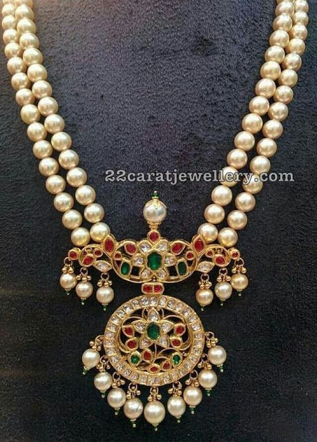 2735dc7266 Latest Collection of best Indian Jewellery Designs. #GoldJewelleryDesign