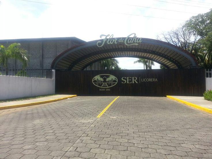 Flor de Cana Factory Chinandega Nicaragua