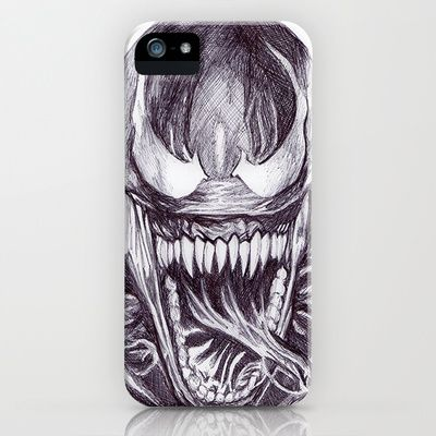 Freaky Venom iPhone & iPod Case by DeMoose_Art - $35.00 Free Shipping + $5 Off Each Item in your shop!