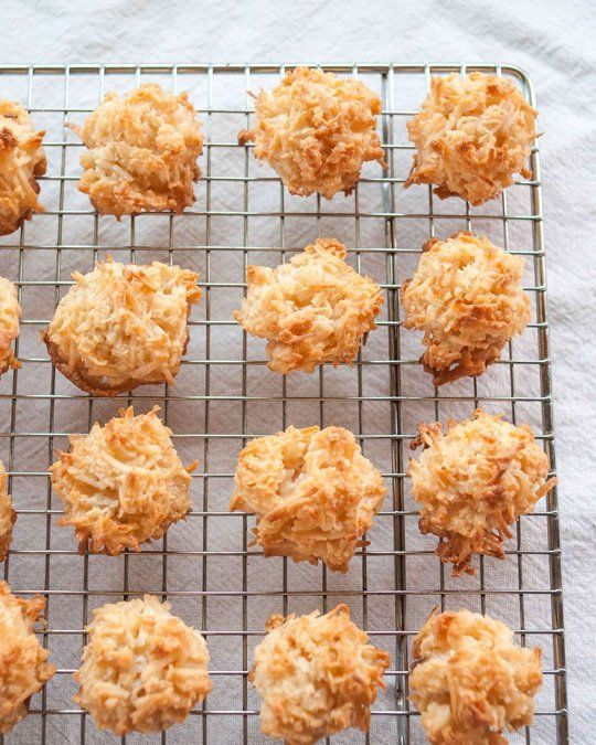 How To Make the Best Coconut Macaroons | Recipe | Disney ...