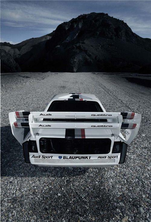 Audi Ur Quattro Group B Rally