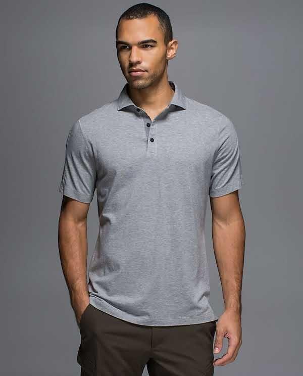 Rival Polo size M (grey or white)