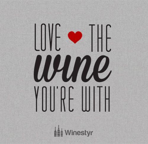 Don't hurt it's little wine heart <3
