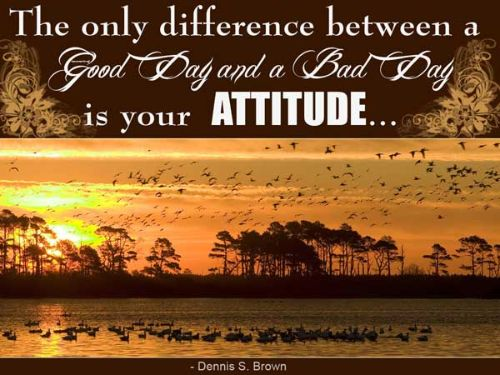 Inspirational Quotes on Attitude