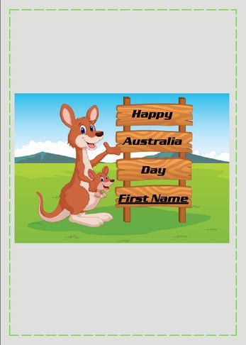 8 best australia day greeting cards images on pinterest greeting want to send an australia day greeting card to family friends or customers click m4hsunfo Gallery