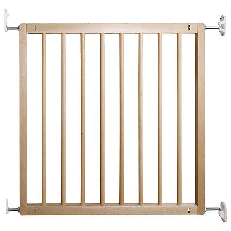 (BabyDan No Trip Wooden Stair Gate · Child SafetyHome ...