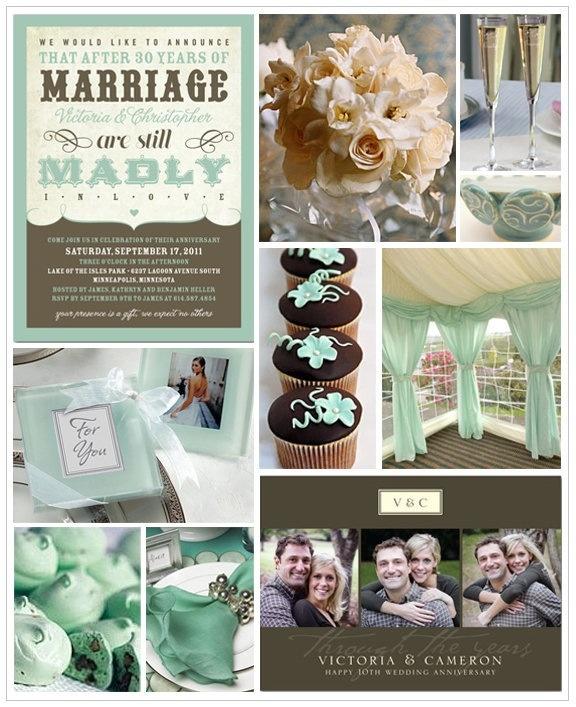 Wedding and Bridal Shower Idea Card