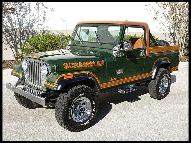 1983 Jeep CJ-8 Scrambler ★。☆。JpM ENTERTAINMENT ☆。★。
