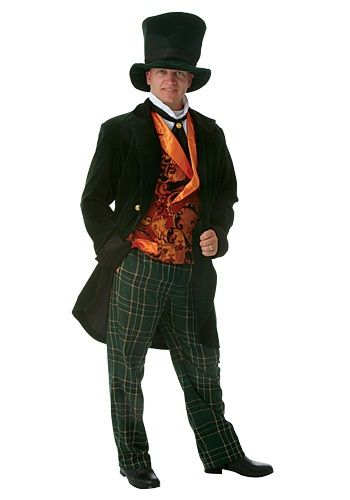 the 25 best mens mad hatter costume ideas on pinterest