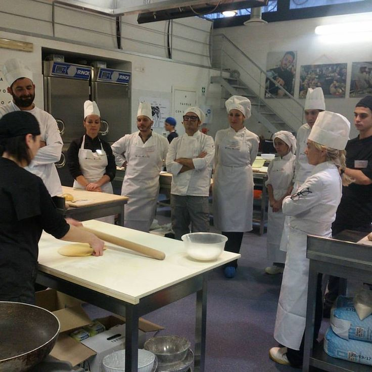 Nuovo corso Tecnico Pastaio - Maestro Mauro Secondi presso A Tavola con lo Chef -Gennaio 2017