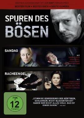 Spuren des Bösen - Racheengel  2012 Austria,Germany      IMDB Rating 5,9 (34)  Darsteller: Heino Ferch, Hannelore Elsner, Friedrich von Thun, Ursula Strauss, Juergen Maurer,  Genre: Crime, Drama,  FSK: 12