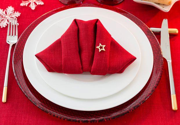 1000 images about pliage de serviettes on pinterest christmas trees napki - Pliage de serviette accordeon ...