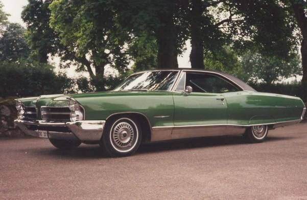 1965 Pontiac Bonneville Sports Coupe