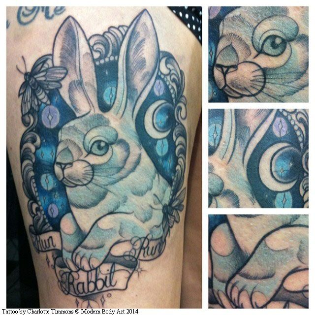 Tattoos by Charlotte Timmons, Modern Body Art, Birmingham, UK | Modern Body Art
