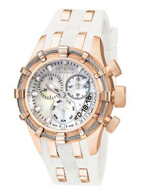 Invicta Watches  Invicta Women's Reserve Bolt Rose Gold Watch