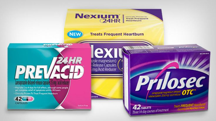 Dementia risk linked to proton pump inhibitor (PPI) heartburn drugs like Nexium, Prilosec and Prevacid - CBS News