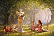 Books Art - Fairy Tales  by Greg Olsen