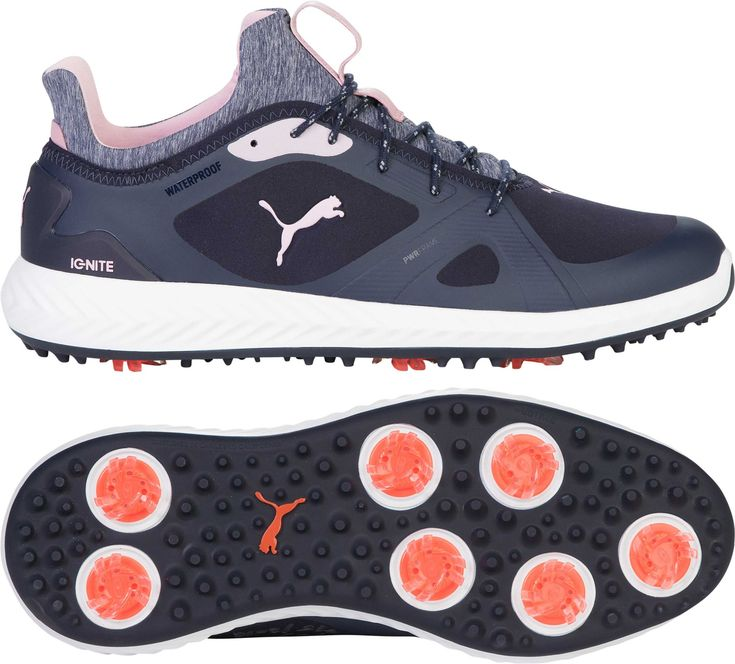 Puma Men's Ignite Pwradapt Golf Shoes | Golf fashion, Golf