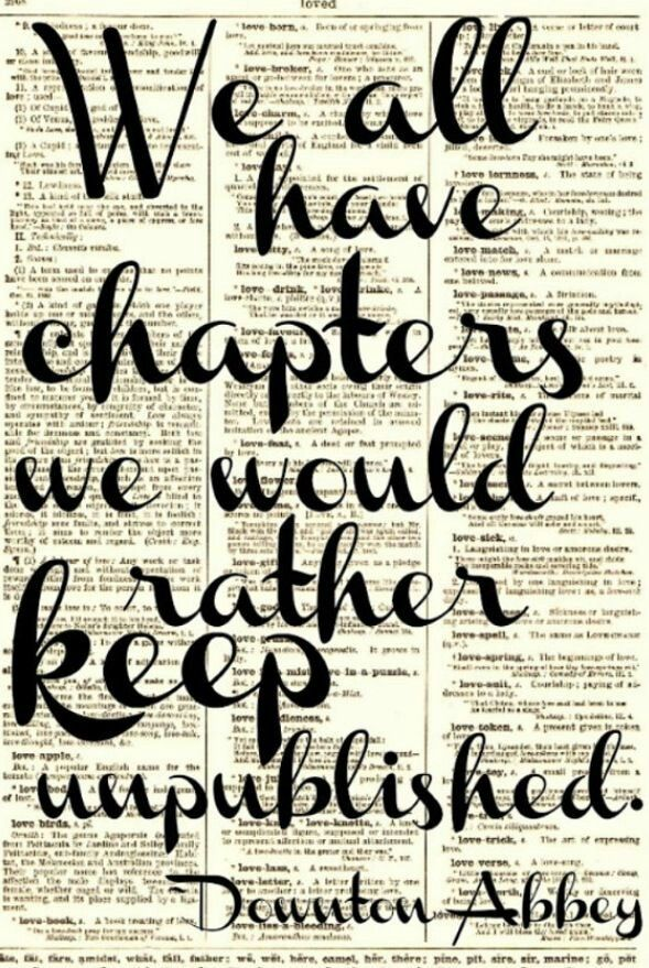But then your story would be incomplete.... Chapter, Life, Inspiration, Downtonabbey, Book Pages, Wisdom Quotes, Truths,...