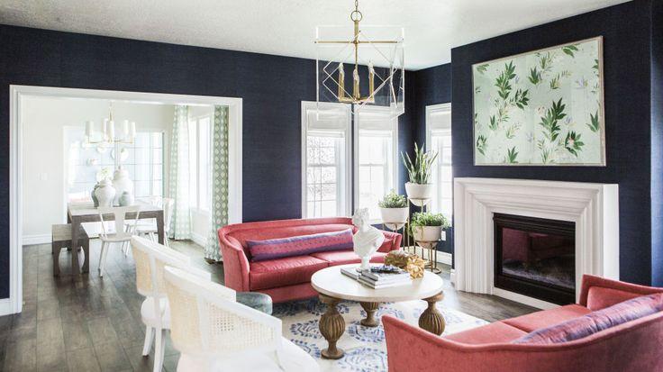Inspiring Black White Living Room Ideas