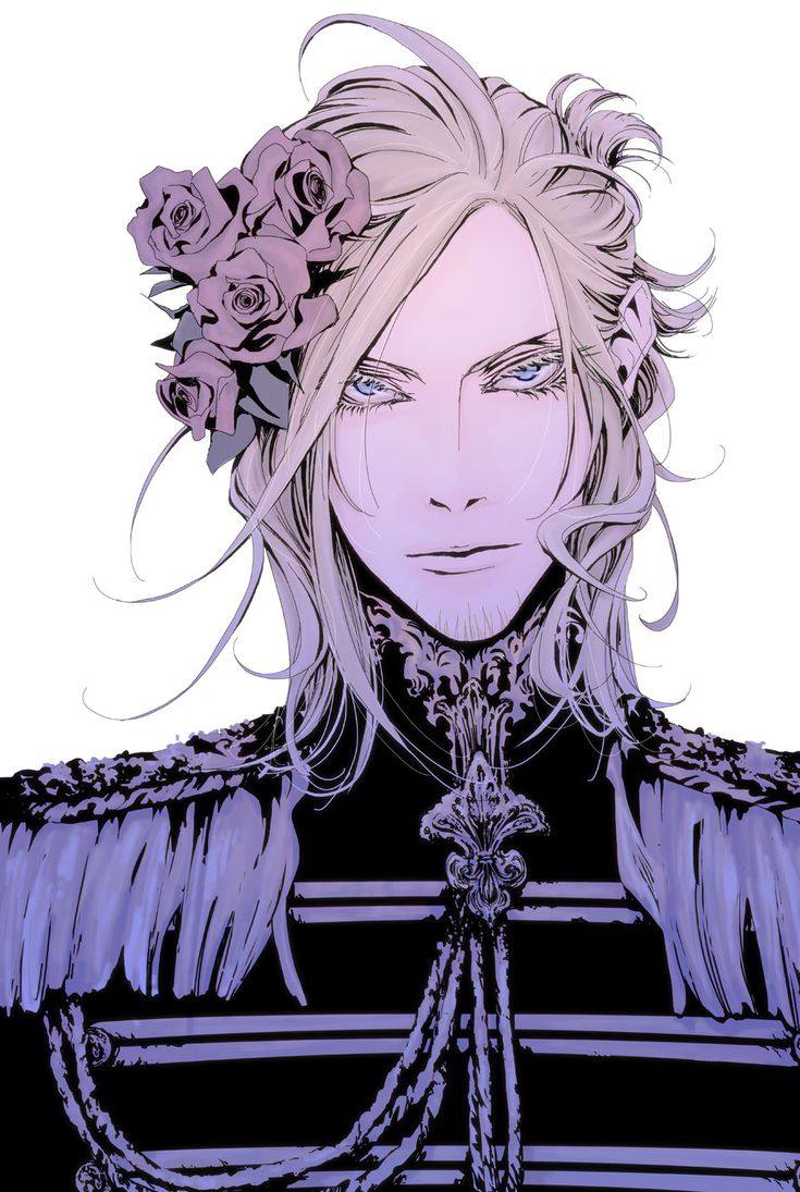 Francis. He looks like an elf, or is that just me? - Art by Chihiro (Madpicasso)