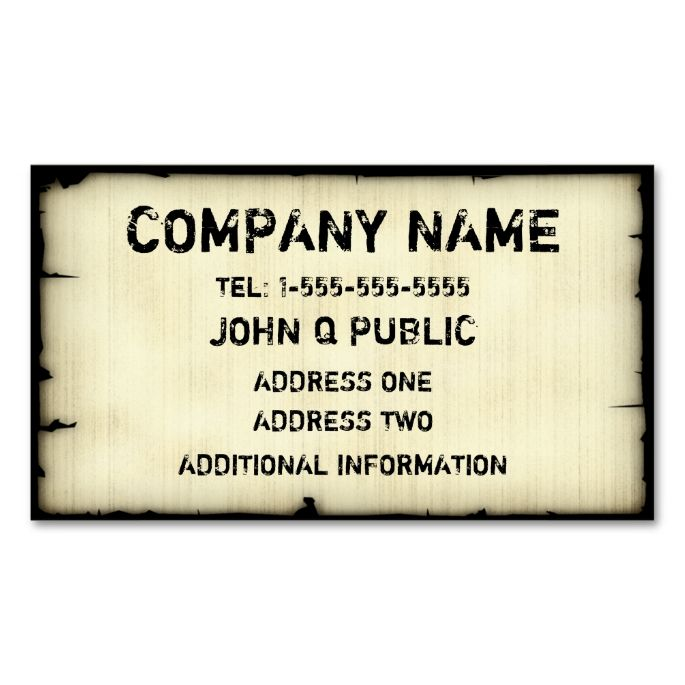 2192 best rustic business card templates images on pinterest vintage tattered business cards colourmoves