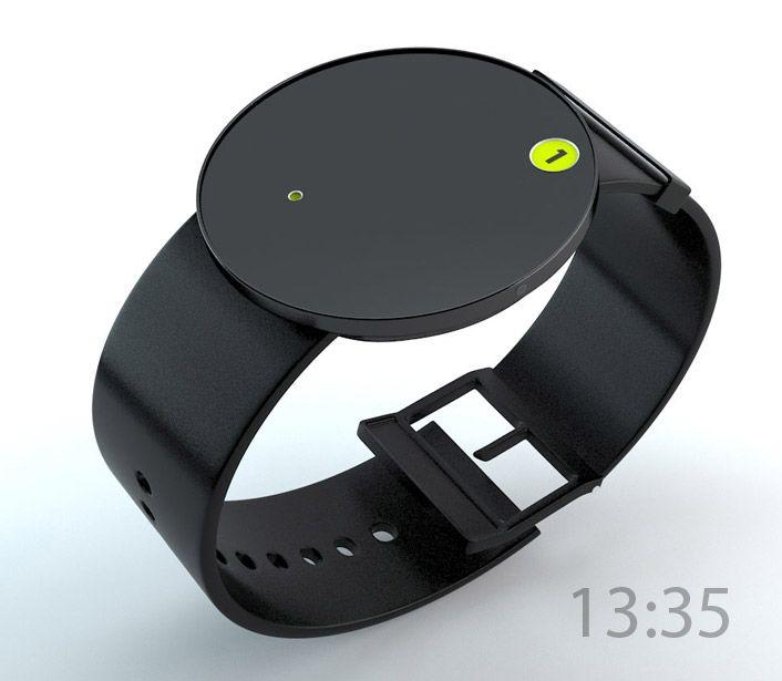 modern, simple and elegant #watch. #tokyoflash @tokyoflash