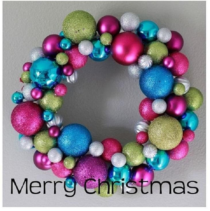 17 best images of christmas wreaths images on Pinterest | Burlap ...