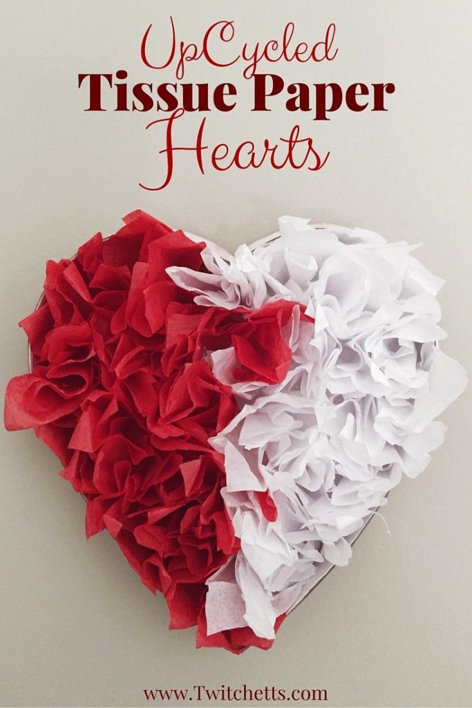 paper craft ideas for valentines day tissue paper s day decorations 7858