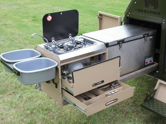 Commander S Rugged Off Road Campers From Conqueror International Tame The Unknown With Your And Camper