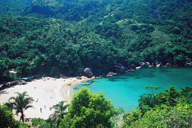 Praia de Ponta Negra, Paraty (RJ)