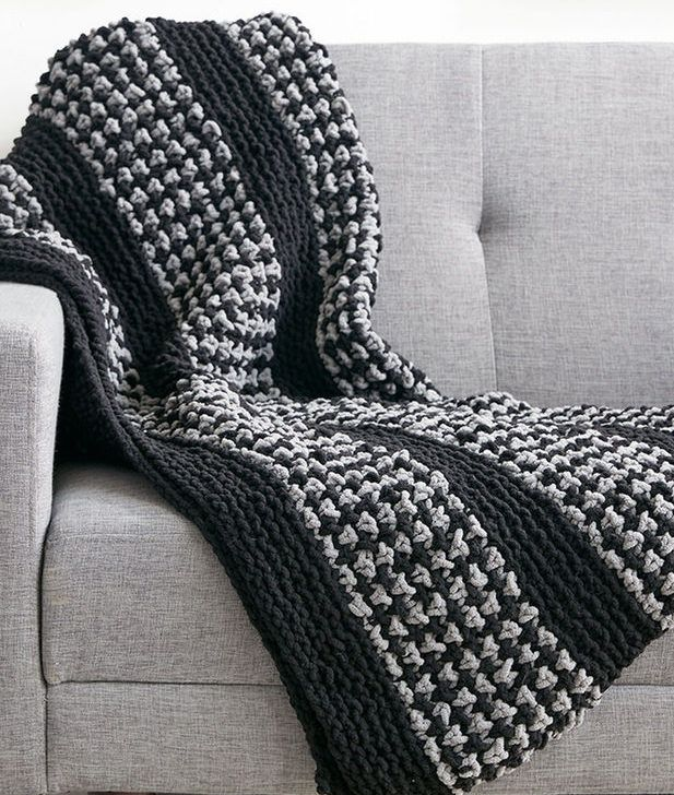 Knit Slip Stitch Afghan Pattern : 17 Best images about Afghan Knitting Patterns on Pinterest Cable knit blank...