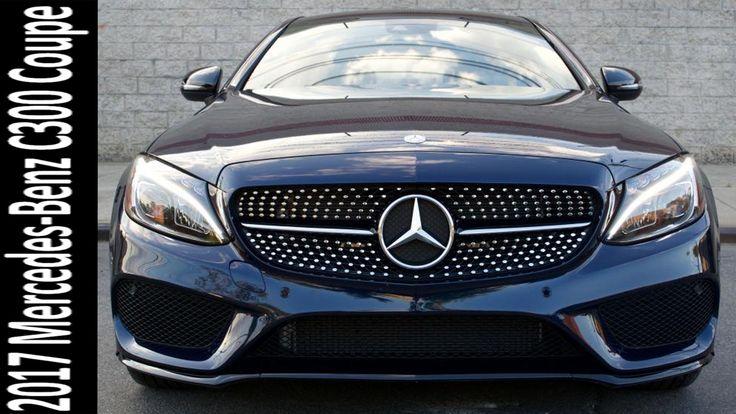 2017 Mercedes-Benz C300 coupe New - In depth Review Mercedes-Benz C300 C...