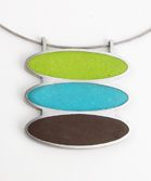 3Pillopw Necklace by Stubborn