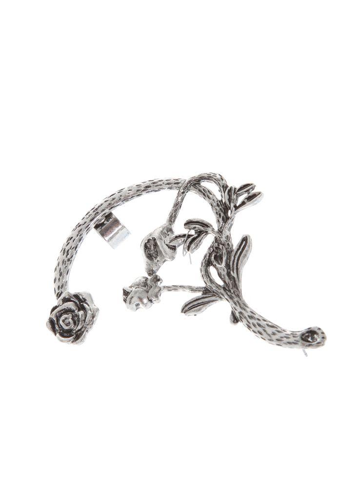 Rose Ear Cuff Earring 8 50
