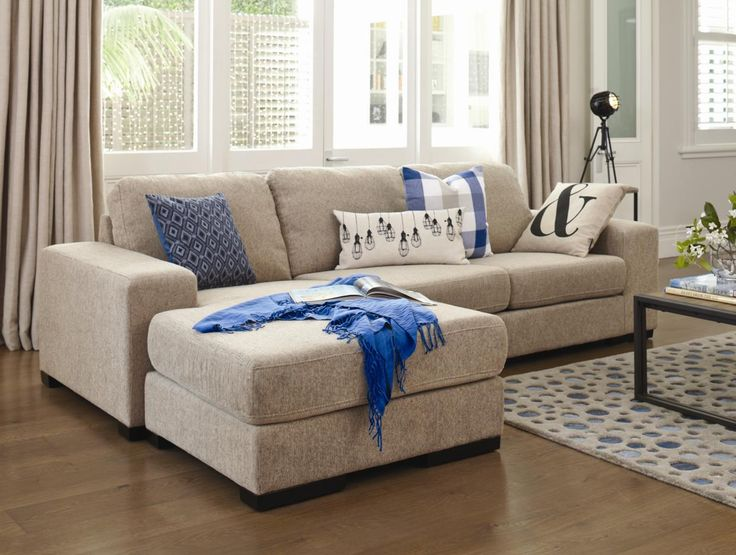 Balmoral 3 Seater Reversible Chaise from Harvey Norman NewZealand $1499